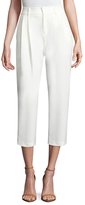 ABS by Allen Schwartz Twill Cropped Pant
