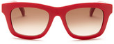 Valentino Women's Triple Stud Sunglasses
