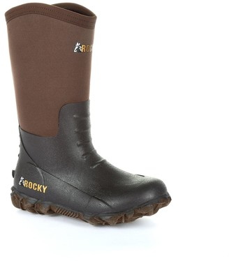 Rocky Core Rubber Toddler Waterproof Outdoor Boots
