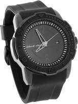 Black Dice Dice Men's Vibe BD-065-02 Silicone Quartz Watch with Dial