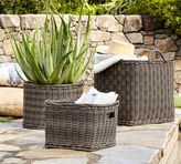Pottery Barn Huntington Outdoor Baskets