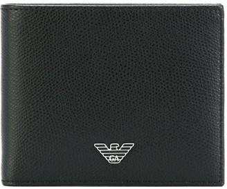 Emporio Armani Branded Billfold Wallet