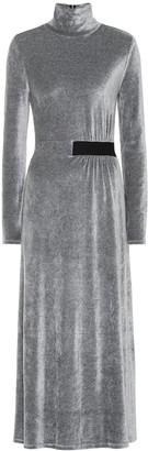 Dorothee Schumacher Soft Twist velvet dress