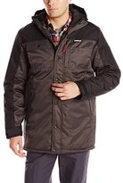 Caterpillar Men's Insulated Twill Parka
