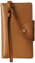 Lodis Blair Unlined Lynne Flap Cell Phone Card Case