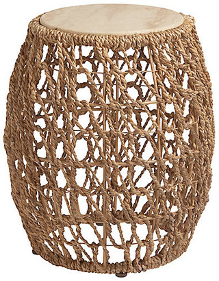 Tommy Bahama Madrid Side Table - Natural