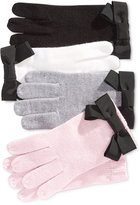 Kate Spade Grosgrain Bow Gloves