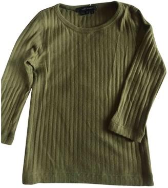 Marc Jacobs Khaki Cashmere Knitwear