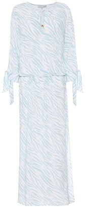 Heidi Klein Lake Nakuru tunic maxi dress