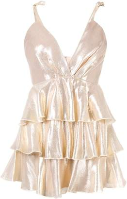 Alice McCall Astral Plane tiered dress