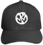 Christina Pennywise Band Logo Men's Peaked Baseball Cap