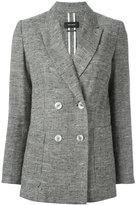 Isabel Marant Kelis jacket - women - Silk/Cotton/Linen/Flax/Polyester - 38
