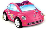 Fisher-Price Power Wheels Barbie Volkswagen Beetle Ride-On by