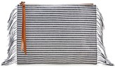Sole Society Bradford Fabric Pouch w/ Fringe