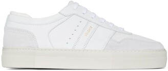 Axel Arigato Detailed Platform leather sneakers