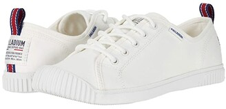 Palladium Easy Lace (Star White) Women's Shoes