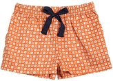 Caramel Baby And Child Printed Cotton Poplin Shorts