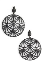 Azaara Lace Drop Earrings
