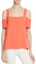 Cooper & Ella Ava Cold Shoulder Top