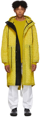 Craig Green Yellow Plastic Parka