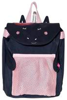 Joules Navy Unicorn Backpack