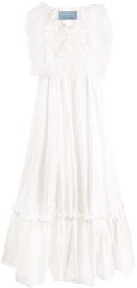 Viktor & Rolf Sail Away tulle-panel dress