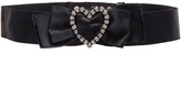 Lanvin Heart & Bow Belt