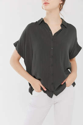 Urban Outfitters Stacey Classic Short Sleeve Shirt
