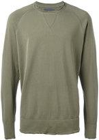 Laneus crew neck sweatshirt - men - Cotton - M