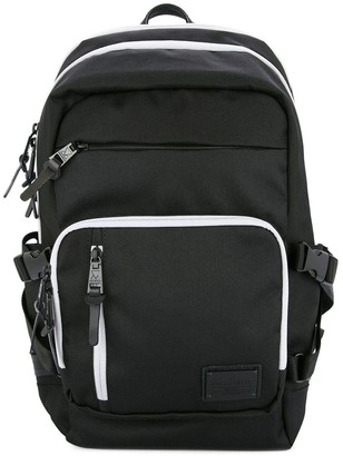 Makavelic Truck Daypack contrast-trim backpack