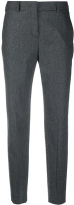Paul Smith Mid-Rise Tapered Trousers