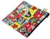 Bumkins DC Comics Wonder Woman Large Reusable Snack Bag