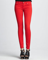 The Skinny Apple Red Jeans