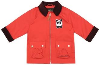 Mini Rodini Panda padded jacket