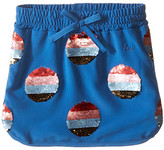 Little Marc Jacobs Crepe Skirt All Over Sequined (Toddler/Little Kids)
