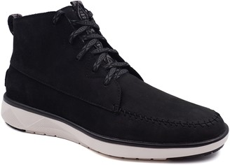 Pendleton Men's Leather High-Top Sneakers - Nuevo Point