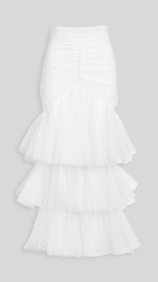 Philosophy di Lorenzo Serafini Layered Tulle Skirt