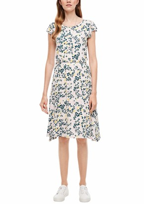 S'Oliver Women's 120.12.007.20.200.2051854 Casual Dress