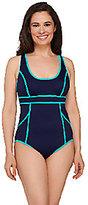 Spanx Hourglass Racerback Swimsuit