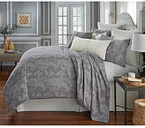 Southern Living Waterbury Floral Paisley Jacquard & Percale Duvet Mini Set