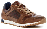 Kenneth Cole Reaction Dream Team Snake-Embossed Lace Sneaker