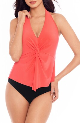 Magicsuit Mallory One-Piece Halter Swimsuit