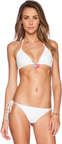 Lolli Swim Sangria Bikini Top