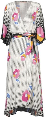 Traffic People 3/4 length dresses