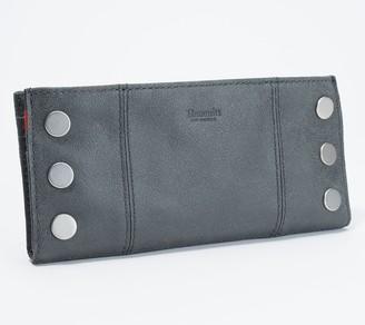 Hammitt Leather Foldover Wallet - 110 North