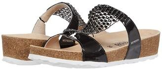 Mephisto Sofie (Grey Verni Calf) Women's Shoes