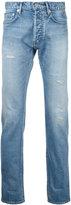 MACKINTOSH distressed jeans - men - Cotton/Polyurethane - 29