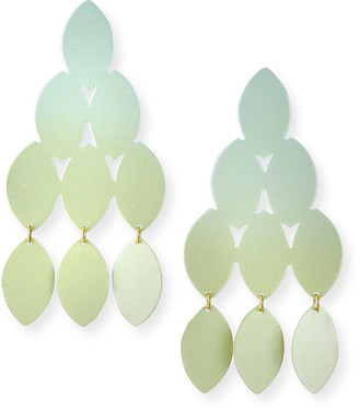 We Dream In Colour Pearly Kiketta Earrings