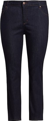 Eileen Fisher, Plus Size System Skinny Jeans