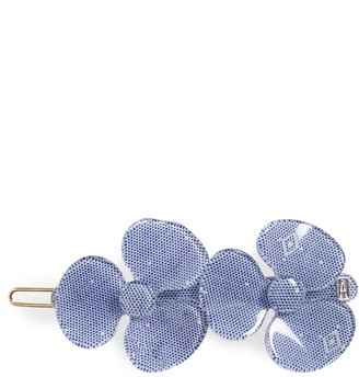 Alexandre de Paris Camelia Side Barrette